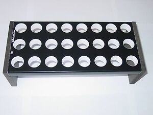 R8 Holds 24 Collets Blank Rack Tray Bench drawer Holder Stand Bridgeport Gdy4