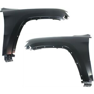 Fender For 2011 2018 Jeep Grand Cherokee Front Driver And Passenger Side