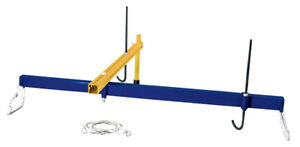 Astro Pneumatic Engine Transverse Bar With Support Arm 5820