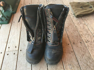 Oliver Fire Boots Nice Sympatex Firefighter 6