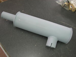 Wisconsin Engine Muffler Wd76 Style V465d Fits 2 Inch Pipe Read Ad