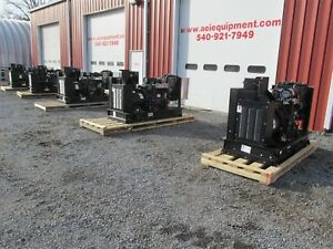 2012 Generac 48 Kw Generator Set Have 5 Left 300 To 400 Original Hours Deal Look