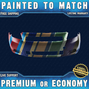 New Painted To Match Front Bumper Replacement Part For 2005 2010 Scion Tc