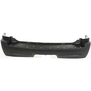 Bumper Cover For 2005 2010 Jeep Grand Cherokee Laredo Model Rear Primed Capa