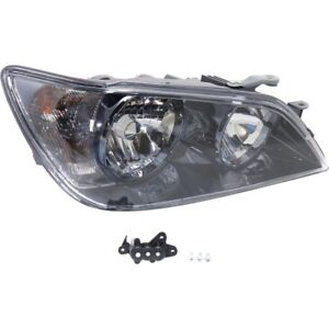 Headlight For 2003 2004 Lexus Is300 Right With Sport Package Hid With Bulb