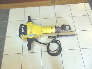 Bosch Brute Breaker Hammer Electric Jack Hammer Ready To Use Nice Pick Up Only