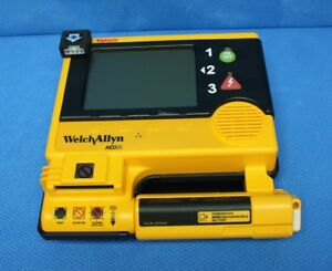 Welch Allyn Aed 20 Biphasic Waveform Needs Battery 972200