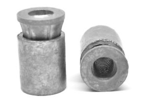 10 24 Coarse Thread Machine Screw Anchor Zinc Alloy