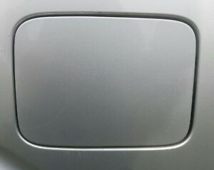 2005 2007 Nissan Pathfinder Fuel Gas Tank Door Filler Lid Cover Silver Oem