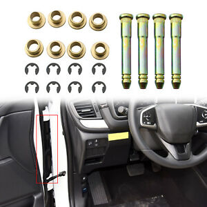 Heavy Duty Car Door Hinge Pins Pin Kit For Accord Cr V Crx Cx Dx Ex Si Eg6 B16