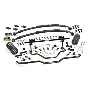 Hotchkis Performance 80015 67 69 Camaro Sbc Tvs Kit