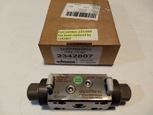 Wagner Pv400 dn2 6 ptfe tc Color Change Valve 2342807 Paint Sprayer Ch 9450