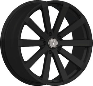 22 Inch Velocity V12 Black Wheels Rims Tires Fit 5 X 120 Visit My Page