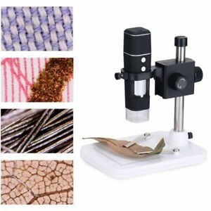 1000x Wifi Digital Microscope Camera Magnifier 8led For Android Ios Phone Tablet
