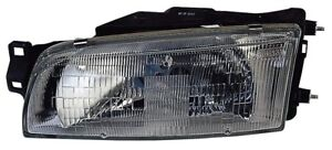 Headlight Assembly Front Left Maxzone 314 1104l As Fits 93 96 Mitsubishi Mirage