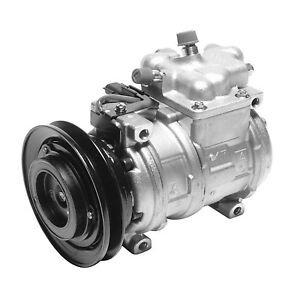 For Chrysler 300m Concorde Lhs Dodge Intrepid V6 A c Compressor And Clutch Denso