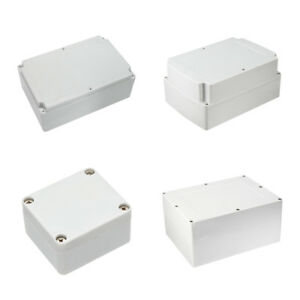 Various Size Electronic Abs Plastic Diy Junction Box Enclosure Project Casing