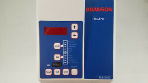Branson Sple Sonifier 100 132 970r With 4c15 Probe Excelent Condition nb1