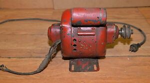 Antique Ge General Electric Ac Motor Type Kc 1 2 Hp 1725 Rpm Super Heavy Duty
