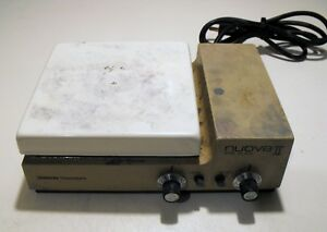 Nice Thermolyne Nuova Ii 18400 Stirring Hot Plate 100 1000 Rpm Tested