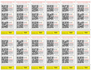 Dynotag Web Smart Asset Sticker Tags With Dynoiq 108 Unique Tags