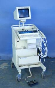 Atl Ultramark 4 Plus Ultrasound Machine Tested And Working