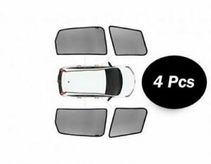 Car Window Sunshades Sun Shades Sun Visor For Jazz Ge Yr 2008 2013 4pcs