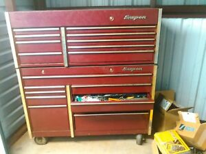Snap On Tool Chest Full Of Tools
