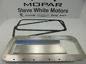New Mopar Performance Windage Tray Oil Pan Gasket 383 400 413 426 Hemi 440 Oem
