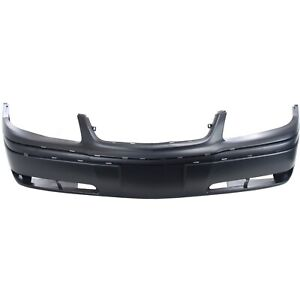 Bumper Cover For 2000 2005 Chevy Impala Primed Front 12335971