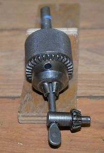 Quality No 36 Jacobs Drill Chuck 3 16 3 4 Morse Taper Machinist Lathe Tool