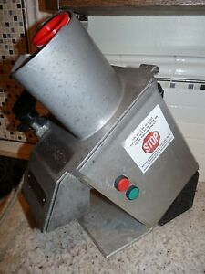 Hobart Fp100 Food Processor Continuous Feed Heavy Duty Commercial 3 8 Blade