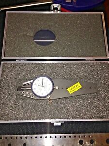 Mueller Gages Shallow Depth Gage Model 2004 Indicator 135 d
