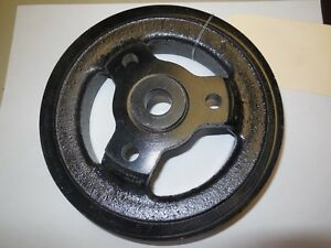 1967 Shelby Gt500 428 Power Steering Pump Pulley