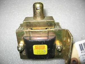 Decco 9 2579m Solenoid Coil Piston 125 Vdc S c Electric Co Assembly Sa 35824 2