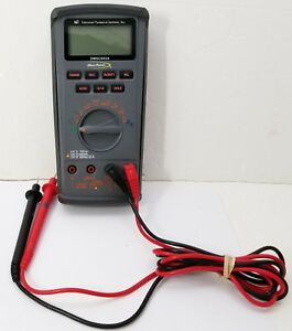 Blue Point Dmsc683a Digital Multimeter With Leads