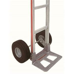 Magliner 131010 Tire Microcellular Flat free Hand Truck Wheel 10 X 3 5 In