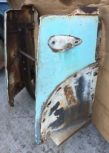 1939 Chevy Truck Grill Shell Dog House Used White Pickup Panel Suburban
