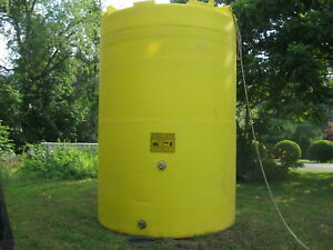 Snyder Industries 5000 Gallon Poly Tank