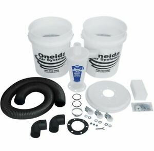 Dust Deputy Deluxe Cyclone Separator Kit For Vacuum Longer Life And Power