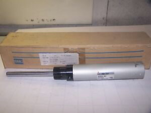 New Smc Pneumatic Cylinder 1 1 2 Bore 3 7 8 Stroke 1 2 Rod Cyl fbs cy7