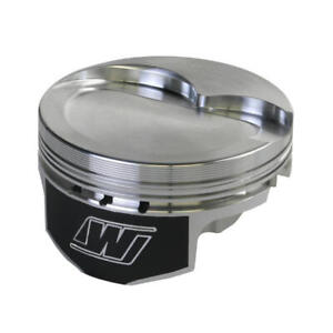 Wiseco Piston Kit Pts513a4 Pro Tru Street 4 040 Bore Dish For Ford 302 Sbf