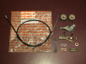 New Oem Stihl Concrete Cut off Saw Cutquik Cart Mounting Throttle Kit Ts 510 760