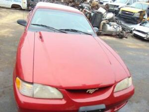 Front Bumper Excluding Cobra And Indy Pace Car Fits 94 95 Mustang 219001