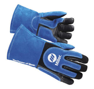 Miller 263339 Arc Armor Heavy Duty Mig Stick Glove Large