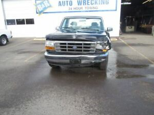 Automatic Transmission 2wd 4r70w Aode w Fits 94 95 Ford F150 Pickup 12639801