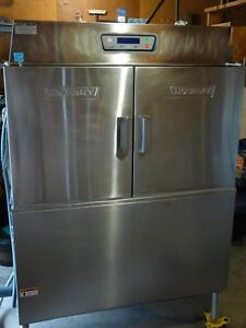 Hobart Cl44e Commercial Kitchen Dishwasher L r Conveyor Dish Machine In Ohio
