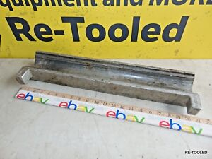 2 In Greenlee 2 Emt Follow Bar For 882 Bender 11089 5011089 tools