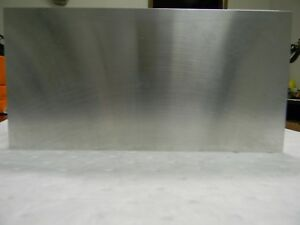 Aluminum Rectangular Blank Bar Alloy 2024 Sb 2024 1000 06 12