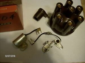 1952 54 Borgward With Bosch Ig Nos Ignition Kit